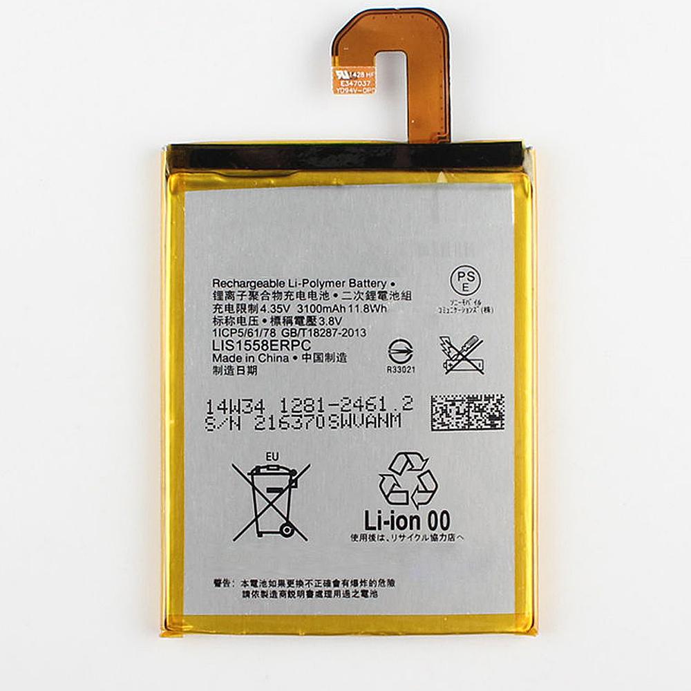 LIS1558ERPCSmartphone akku