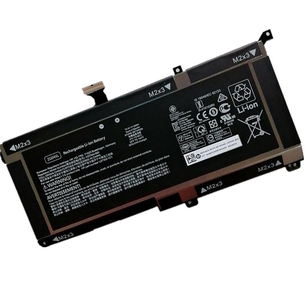 15.4V/17.6V HP ZG04XL Akku