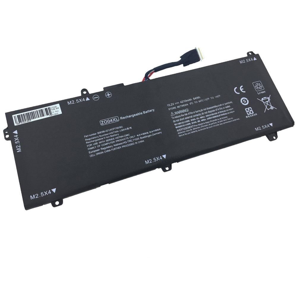 15.2V  HP ZO04XL Akkus