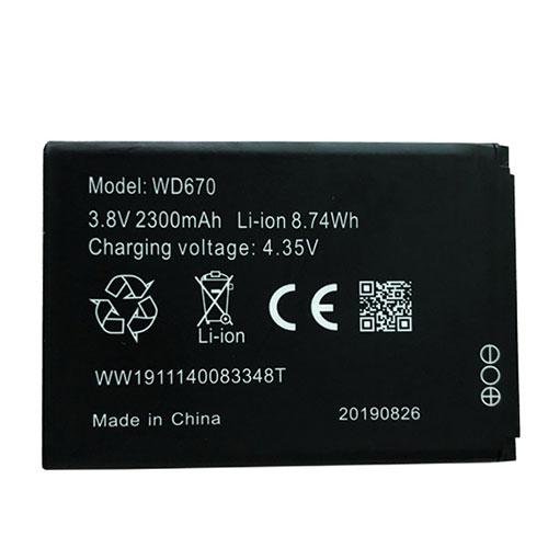 WD670